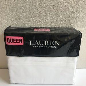 Ralph Lauren Bedding - Ralph Lauren Dunham Sheet Set